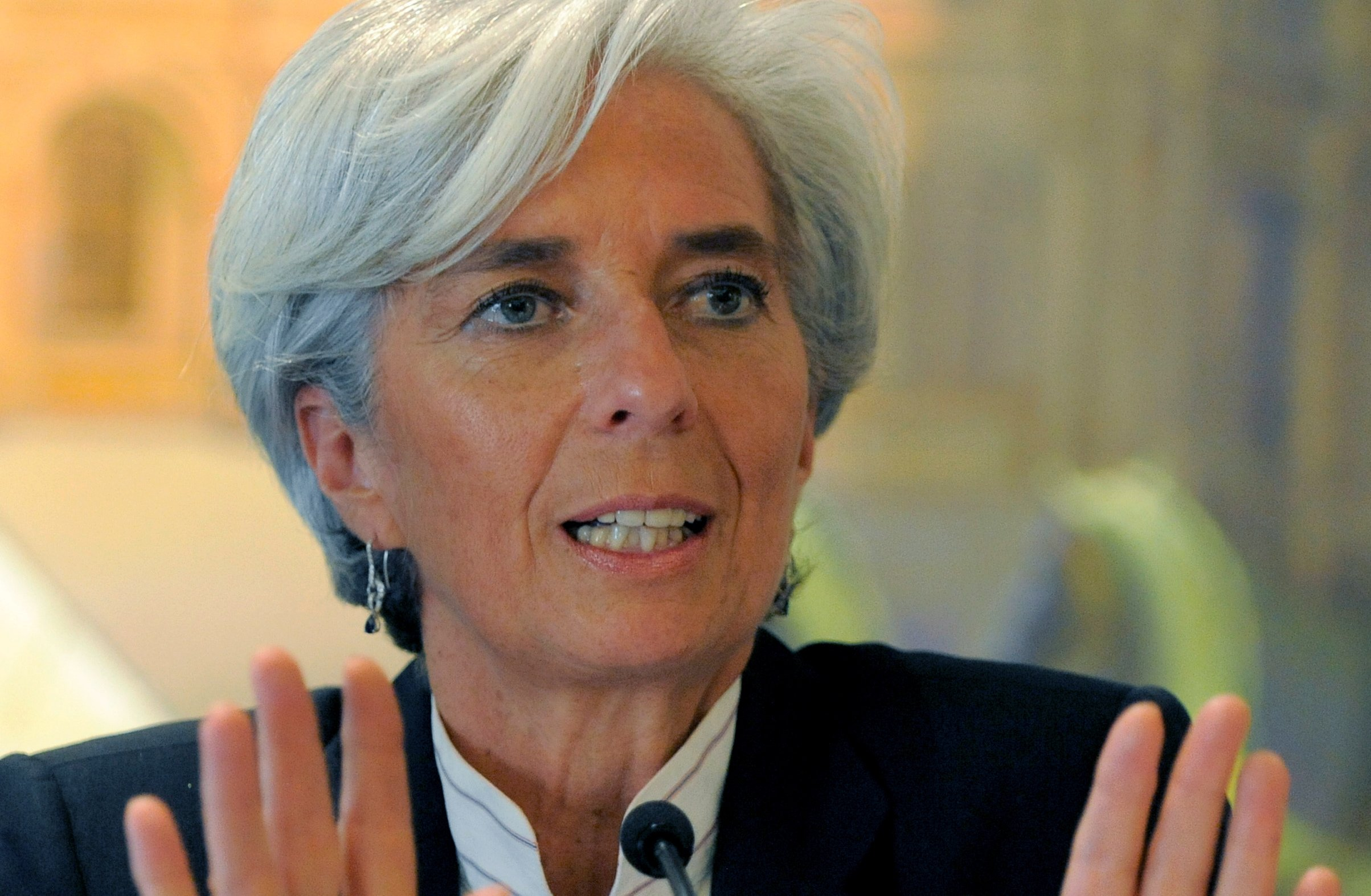 Christine Lagarde Net Worth